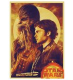 PUZZLE STAR WARS CHEBAKA ET HAN SOLO : 500 PIECES - COLLECTION FFRANCE - EDUCA - 17681