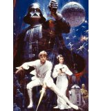 PUZZLE STAR WARS : UN NOUVEL ESPOIR EPISODE IV 500 PIECES - COLLECTION DISNEY - EDUCA - 17093