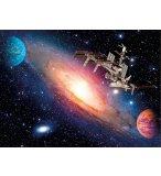 PUZZLE STATION SPATIALE INTERNATIONALE 500 PIECES - COLLECTION ESPACE - CLEMENTONI - 35075