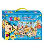 PUZZLE TACTILE BUMBA AU CIRQUE 20 PIECES - PUZZLE A TOUCHER