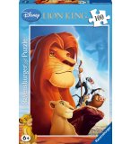 PUZZLE XXL DISNEY LE ROI LION 100 PIECES - RAVENSBURGER - 106967