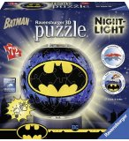 PUZZLEBALL ILLUMINE BATMAN 72 PIECES - 3D- PUZZLE RAVENSBURGER - 110803