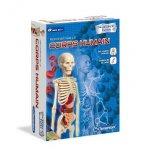 RECONSTITUE LE CORPS HUMAIN - ANATOMIE - CLEMENTONI - 52222