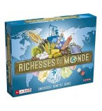 RICHESSES DU MONDE - LANSAY - 75045 - JEU DE SOCIETE STRATEGIE