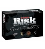RISK GAME OF THRONES - WINNING MOVES - 0921 - JEU DE SOCIETE / STRATEGIE