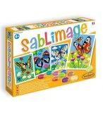 SABLIMAGE PAPILLONS - SABLE COLORE - SENTOSPHERE - 8813 - LOISIR CREATIF
