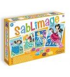 SABLIMAGE PRINCESSES - SABLE COLORE - SENTOSPHERE - 898 - LOISIR CREATIF