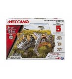 SAFARI ANIMAUX 5 MODELES - MECCANO - 16207 - JEU DE CONSTRUCTION