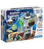 STATION SPATIALE - SCIENCE & JEU ESPACE - CLEMENTONI - 52111 - JEU EDUCATIF