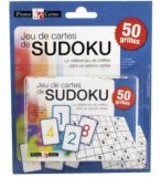 SUDOKU - FRANCE CARTES - JEU DE CARTES - JEU SOCIETE