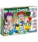 SUPER CHIMIE 200 EXPERIENCES - SCIENCE & JEU - CLEMENTONI - 52263