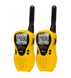 TALKIE-WALKIE EASY CALL JAUNE/NOIR - DICKIE TOYS - JEU IMITATION ESPION