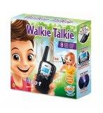 TALKIE WALKIE NOIR ENFANT PORTEE 3 KM - BUKI NATURE - TW01 - ESPIONNAGE