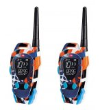 TALKIE-WALKIE OUTDOOR BLEU/ROUGE - DICKIE TOYS - JEU IMITATION ESPION