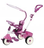 TRICYCLE EVOLUTIF 4 EN 1 VIOLET / ROSE - LITTLE TIKES - 634307E4