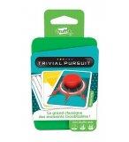 TRIVIAL PURSUIT - JEU DE CARTES SHUFFLE - CARTAMUNDI - 100205034