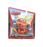 VEHICULE CARS 2 - CARTNEY BRAKIN - VOITURE MINIATURE - MATTEL - X6892