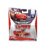 VEHICULE CARS 2 - FLASH MCQUEEN - VOITURE MINIATURE - MATTEL - BHP13