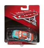 VEHICULE CARS 3 - MURRAY CLUTCHBURN - VOITURE MINIATURE - MATTEL - DXV69