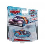 VEHICULE CARS ICE RACERS MAX SCHNELL - VOITURE MINIATURE - MATTEL - CDR28