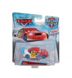 VEHICULE CARS ICE RACERS VITALY PETROV - VOITURE MINIATURE - MATTEL - CDR33