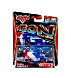 VEHICULE CARS NEON RACERS RAOUL CAROULE - VOITURE MINIATURE - MATTEL - CBG15