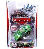 VEHICULE CARS STUNT RACERS CHICK HICKS - VOITURE MINIATURE - MATTEL - Y1307