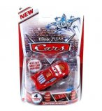 VEHICULE CARS STUNT RACERS FLASH MCQUEEN - VOITURE MINIATURE - MATTEL - Y1300