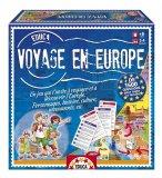 VOYAGE EN EUROPE - EDUCA - 16036 - JEU DE SOCIETE CONNAISSANCES