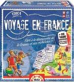 VOYAGE EN FRANCE - EDUCA - 14570 - JEU DE SOCIETE