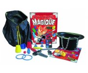 COFFRET PANOPLIE MAGIQUE SPECTACLE MAGIC SHOW - MEGAGIC - JEU DE MAGIE