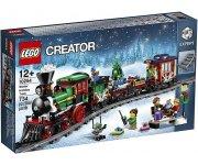LEGO CREATOR EXPERT 10254 LE TRAIN DE NOEL