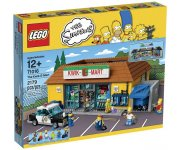 LEGO SIMPSONS 71016 MAGASIN THE KWIK-E-MART