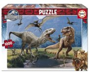 PUZZLE JURASSIC WORLD 1000 PIECES - COLLECTION DINOSAURE - EDUCA - 16342