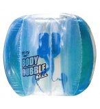 BODY BUBBLE BALL 1.2 M BLEU - BOULE GONFLABLE - FOOT,  JEU EXTERIEUR