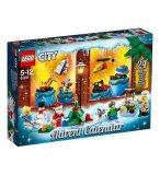 LEGO CITY 60201 CALENDRIER DE L'AVENT LEGO CITY 2018