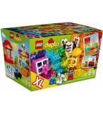 LEGO DUPLO EXCLUSIVITE 10820 SET DE CONSTRUCTIONS CREATIVES XL