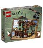 LEGO IDEAS 21310 LE VIEUX MAGASIN DE PECHE