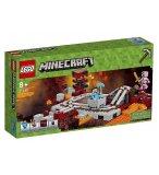 LEGO MINECRAFT 21130 LES RAILS DU NETHER
