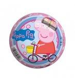 BALLON EN PLASTIQUE PEPPA PIG 13 CM ROSE FUCHSIA - JOHN - JEU PLEIN AIR