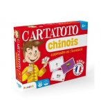 CARTATOTO CHINOIS 110 CARTES - FRANCE CARTES - JEU LANGUE ETRANGERE