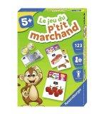 LE JEU DU P'TIT MARCHAND - BILLETS ET PIECES - RAVENSBURGER - 24071