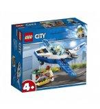 LEGO CITY 60206 LE JET DE PATROUILLE DE LA POLICE