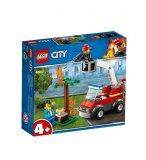 LEGO CITY 60212 L'EXTINCTION DU BARBECUE