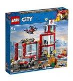 LEGO CITY 60215 LA CASERNE DE POMPIERS