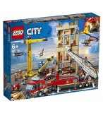 LEGO CITY 60216 LES POMPIERS DU CENTRE-VILLE