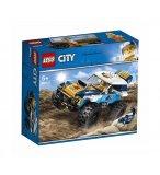 LEGO CITY 60218 LA VOITURE DE RALLYE DU DESERT
