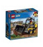 LEGO CITY 60219 LA CHARGEUSE