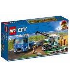 LEGO CITY 60223 LE TRANSPORT DE L'ENSILEUSE