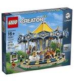 LEGO CREATOR EXPERT 10257 LE MANEGE CARROUSEL